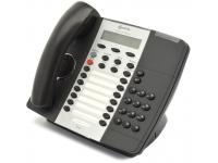 Mitel 5220 Black Single-Mode IP Display Speakerphone - Grade B