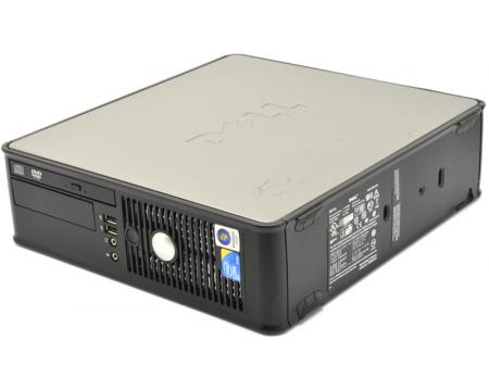 Dell OptiPlex 760 SFF Computer Intel Core 2 Duo (E7500) 2 93GHz 2GB