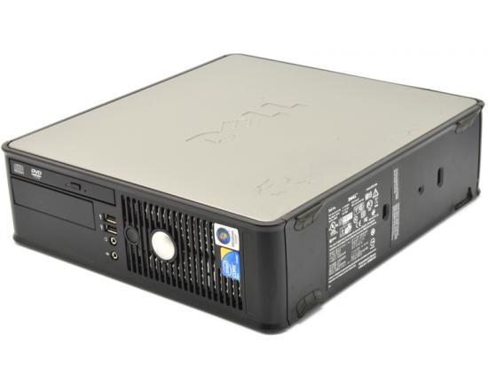 Dell Optiplex 760 SFF Desktop Pentium Dual Core (E5200) 2.5 GHz 2GB DDR2 250GB HDD