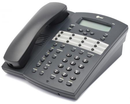 AT&T 944 12-Button Black Digital Display Speakerphone - Grade A