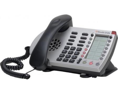 ShoreTel 212k Silver IP Phone