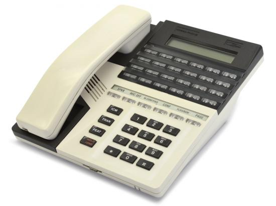 Iwatsu Omega-Phone Twenty-Four-Button Key Telephone w/ Display (ZT-24D)