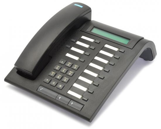 Siemens Optiset E Standard Black Speaker Phone (69669)