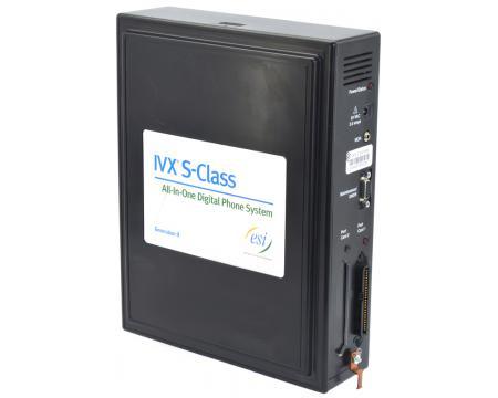ESI IVX 56S S Class Digital Phone System Cabinet Gen II 6 HR W/o NSP