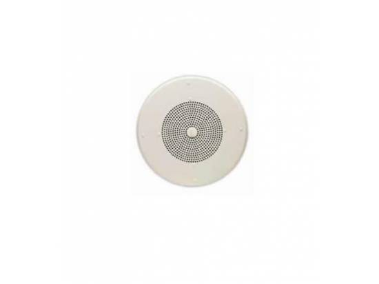 VALCOM 8 inch ceiling speaker dual-input