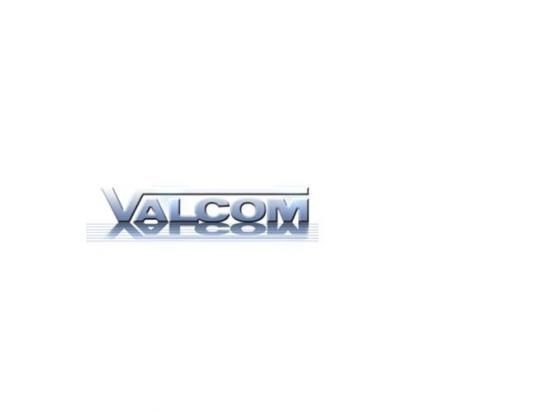 "VALCOM 8"" Amplified Ceiling Speaker w/Square Gr"