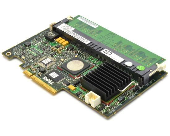 Dell UCP-51 PowerEdge Perc 5i SAS RAID Controller RP270-727-00OD