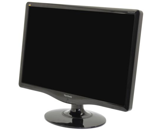 "ViewSonic VA2232wm 22"" Widescreen Black LCD Monitor - Grade C"