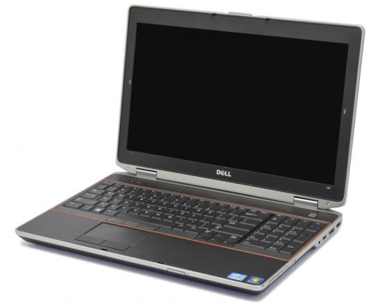 """Dell  Latitude E6520 15.6"""" Laptop i5-2520M - Windows 10 - Grade B"""