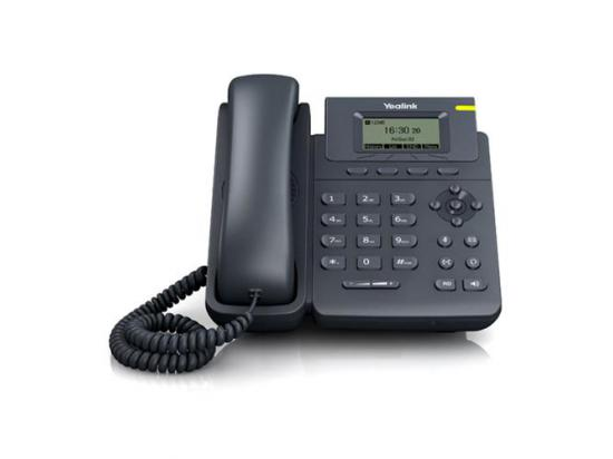 Yealink T19P 1-Line Enterprise IP Phone