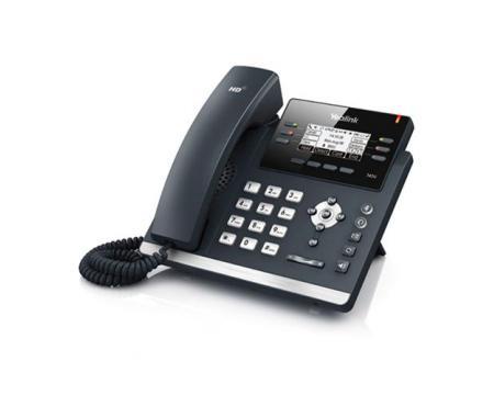 Yealink T42G Blacl Gigabit IP Display Speakerphone - Grade B