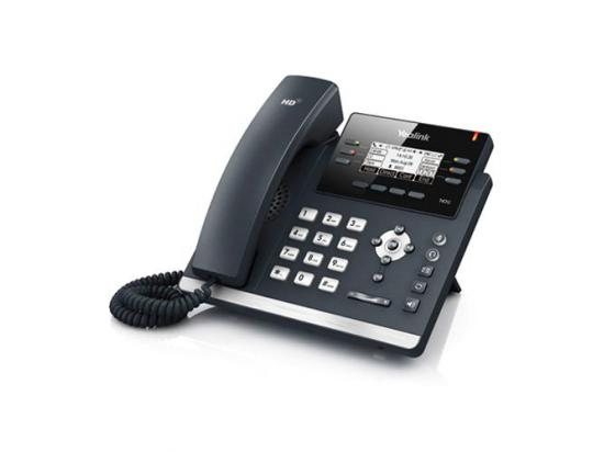Yealink T42G Black Gigabit IP Display Speakerphone - Grade B