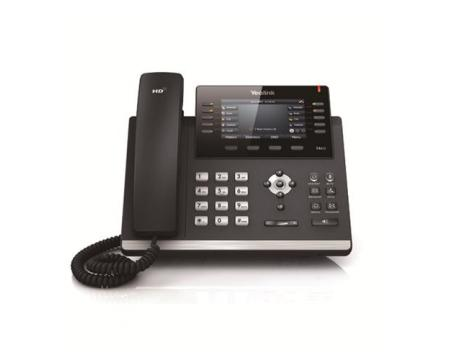 Yealink T46G Ultra-Elegant Gigabit IP Phone New