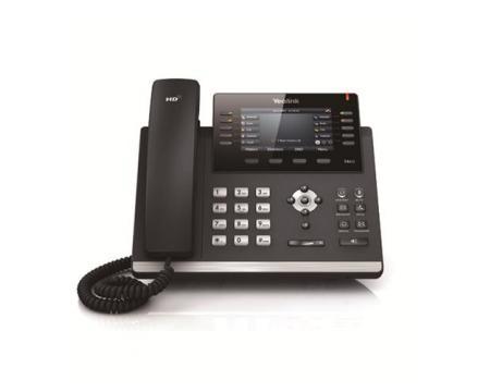 T46G Ultra-Elegant Gigabit IP Phone