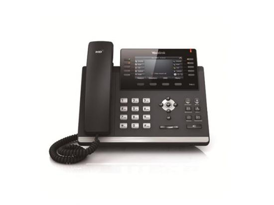 Yealink T46G Ultra-Elegant Gigabit IP Phone New
