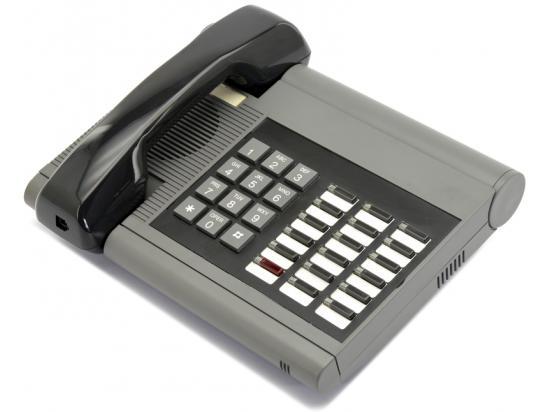 Executone Isoetec Medley Model 18 Grey Telephone (84700)