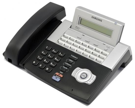 Samsung DS-5021D OfficeServ 21-Button Display Speakerphone KPDP21SED/XAR