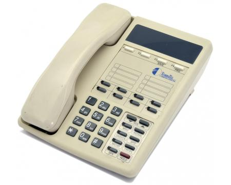 TransTel DK1-B/I Digital Basic Phone - Ivory - Grade B