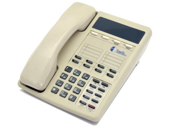 TransTel DK1-B/I Digital Basic Phone - Ivory