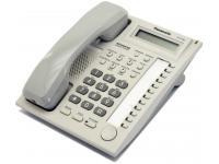 "Panasonic KX-T7730X-W White 12-Button Single Line Digital Speakerphone (KX-T7730W) ""Grade B"""