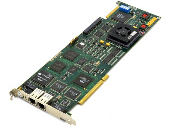 Natural Microsystems Corporation NMS TX 3210 5646 2-Port PCI Board