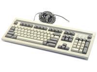 Wyse 901865-01 EPC Wired RJ9 Terminal Keyboard