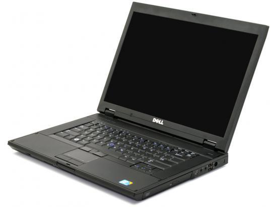 """Dell Latitude E5500 15.4"""" Laptop Intel Core 2 Duo (P8700) 2.53GHz 4GB DDR2 160GB HDD - Grade C"""