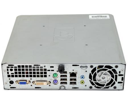 HP DC7800 USDT Computer Intel Core 2 Duo (E4600) 2 4GHz 2GB DDR2