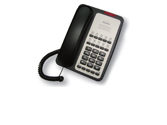 TransTel 10 Button Single Line Speakerphone (AH99-PN)