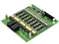 NEC UX5000 8 Port Analog Station Daughter Board (0911046)
