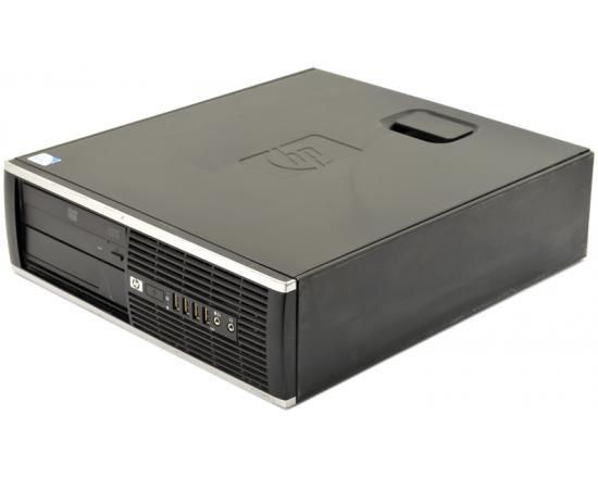 HP 6000 Pro SFF Desktop Intel Core 2 Duo (E7500) 2.93GHz 4GB DDR3 250GB HDD - Grade B