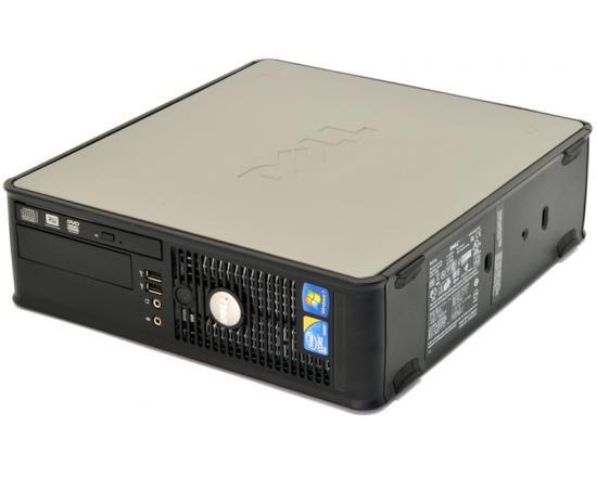 Dell Optiplex 380 SFF Core 2 Duo (E7500) 2.93GHz 4GB DDR3 250GB HDD CD-ROM