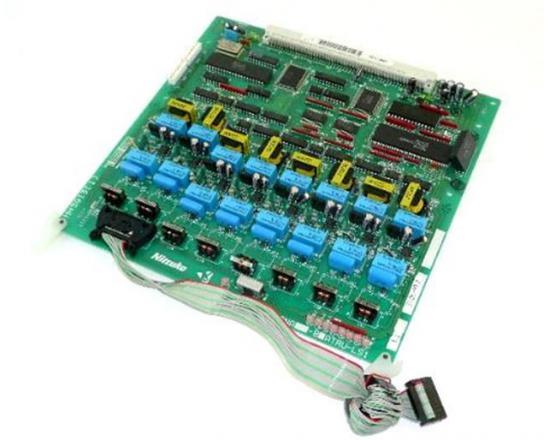 NEC 28i/124i DX2NA-8ATRU-LS1 8-Port Analog Trunk Card (92017)