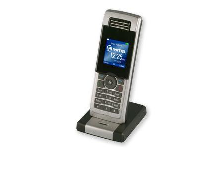 Mitel 5610 IP DECT Cordless Handset with Charger - Grade A