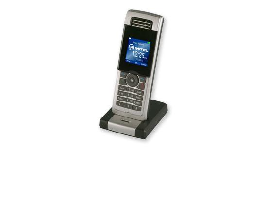 Mitel 5610 IP DECT Cordless Handset with Charger