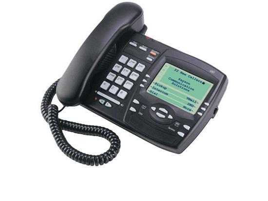 Nortel Aastra AP110 Analog Telephone (Aastra 480e for ShoreTel)