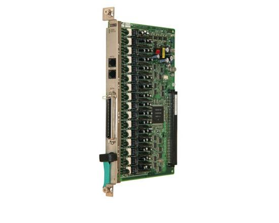 Panasonic KX-TDA0175 (MSLC16) 16-Port Single Line Card with Message Waiting