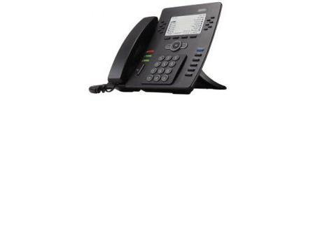 Adtran IP712 12-Button Black IP Display Speakerphone