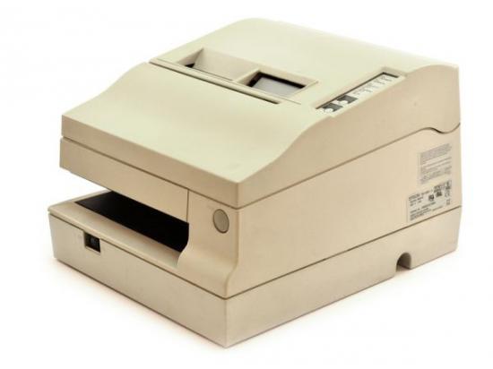 Epson TM-U950 Serial 9-Pin Dot Matrix Impact Receipt Printer (M62UA) - White