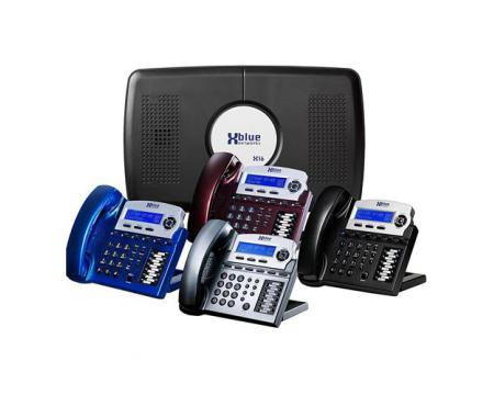XBlue Networks X16 System Bundle with (4) Phone