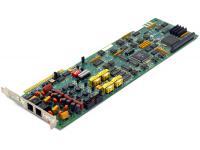 Dialogic D/41D REV B 4-Port Voice Card