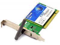 Dlink DWL-520 2.4GHz Wireless PCI Network Adapter