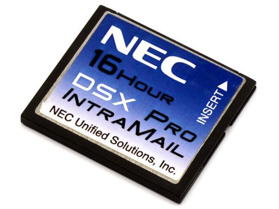 NEC DSX IntraMail Pro 4Port 16Hr Voicemail