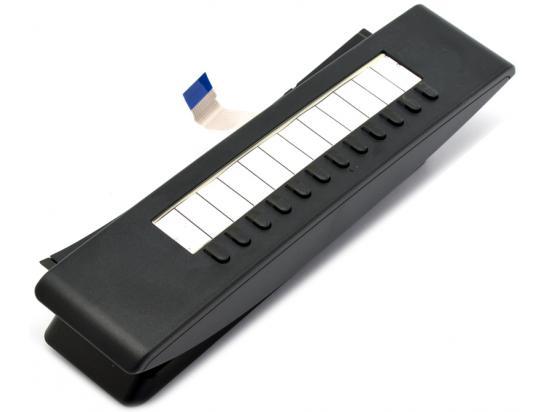 Panasonic KX-NT303-B 12 Button Add-On Module - Black