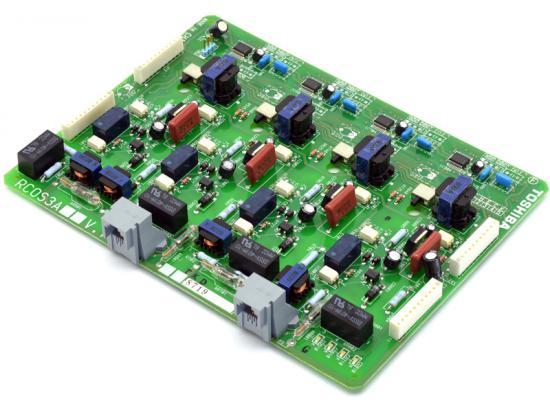 Toshiba RCOS3 4-Port CO Line Card