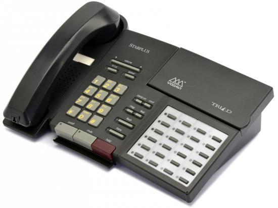 Vodavi Starplus Triad TR9013-71 24-Button Charcoal  Digital Speakerphone - Grade A TR-9013-71