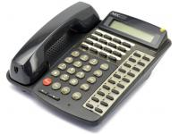 NEC Electra Professional ETW-16DD-2 16-Button Black Digital Display Speakerphone (730215)