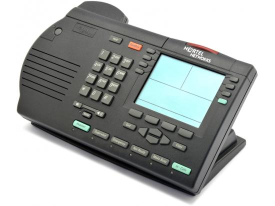 Nortel Meridian M3905 Charcoal Call Center Phone