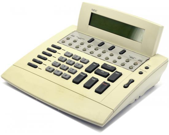NEC Dterm/Neax SN716 Desk Console White (SN716)