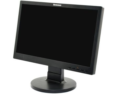 """Lenovo D186W 18.5"""" Widescreen LCD Monitor - Grade A"""